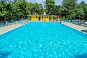 Zakończenie sezonu na basenie kąpielowym
