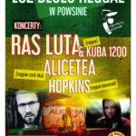 Luz Blues Reggae w Parku Kultury w Powsinie