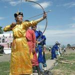 Naadam w Parku Kultury w Powsinie 28 maja