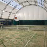 Korty tenisowe – otwarte od 2 stycznia 2018 roku
