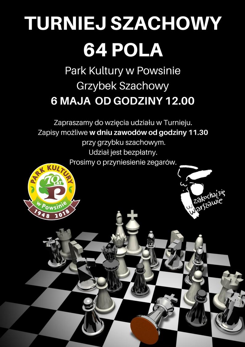 Turniej szachowy 64 pola