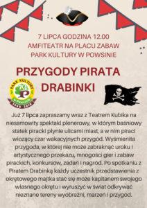 Przygody Kapitana Drabinki (plac zabaw) @ Plac zabaw
