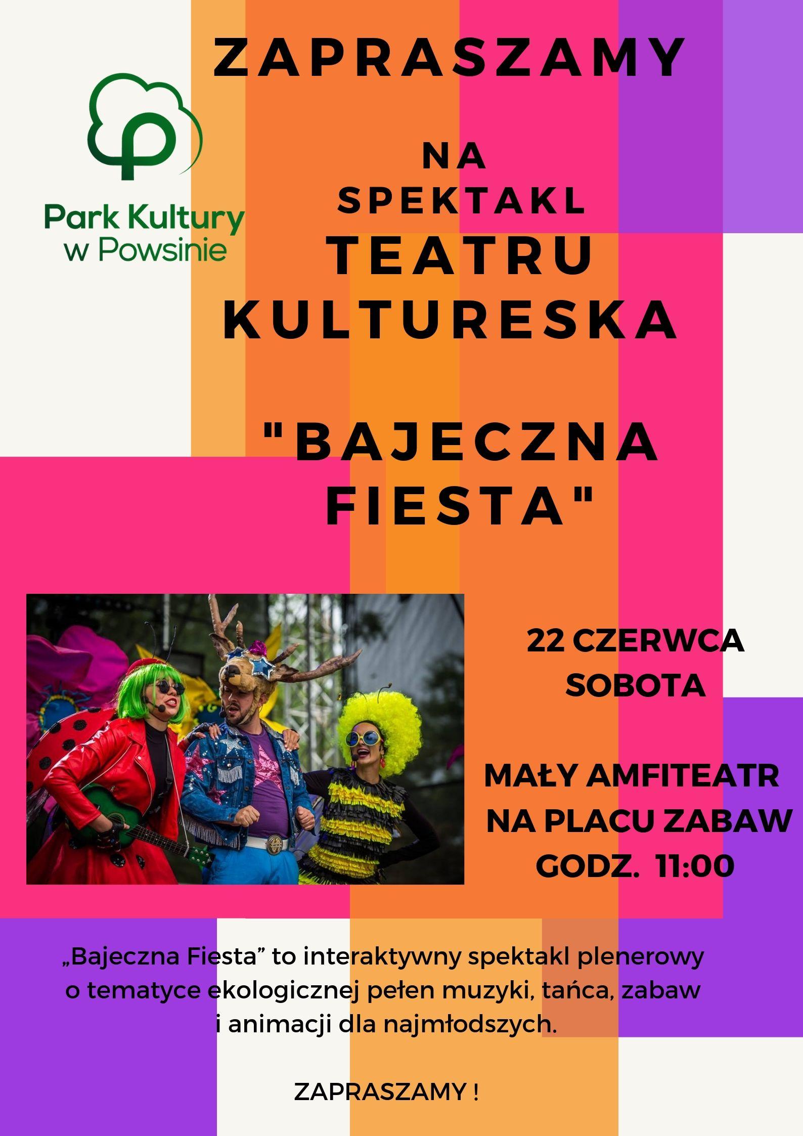 Bajeczna Fiesta na placu zabaw @ Plac Zabaw