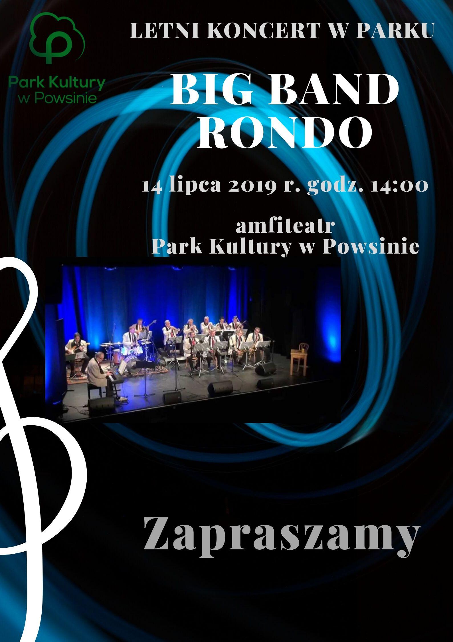 Koncert Big Bandu Rondo