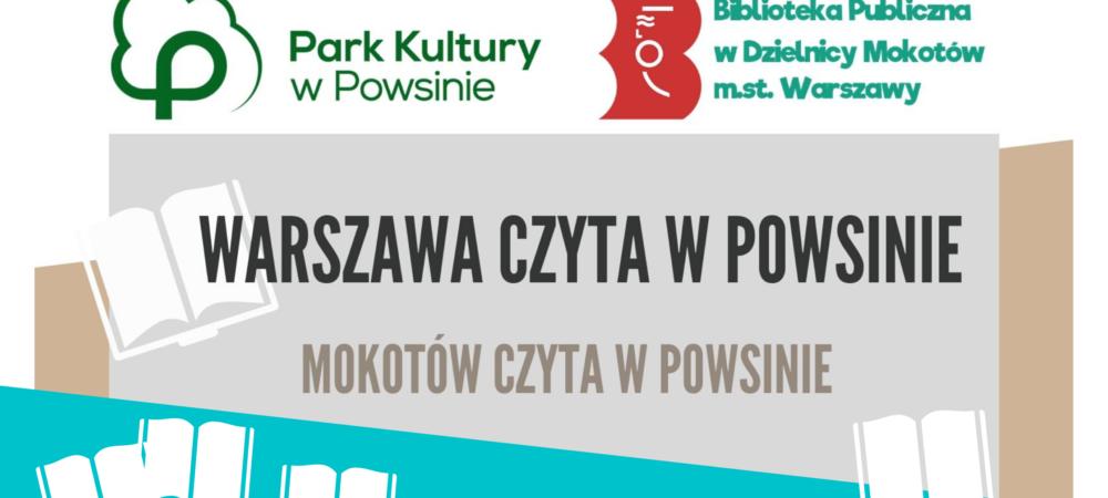 Warszawa czyta w powsinie