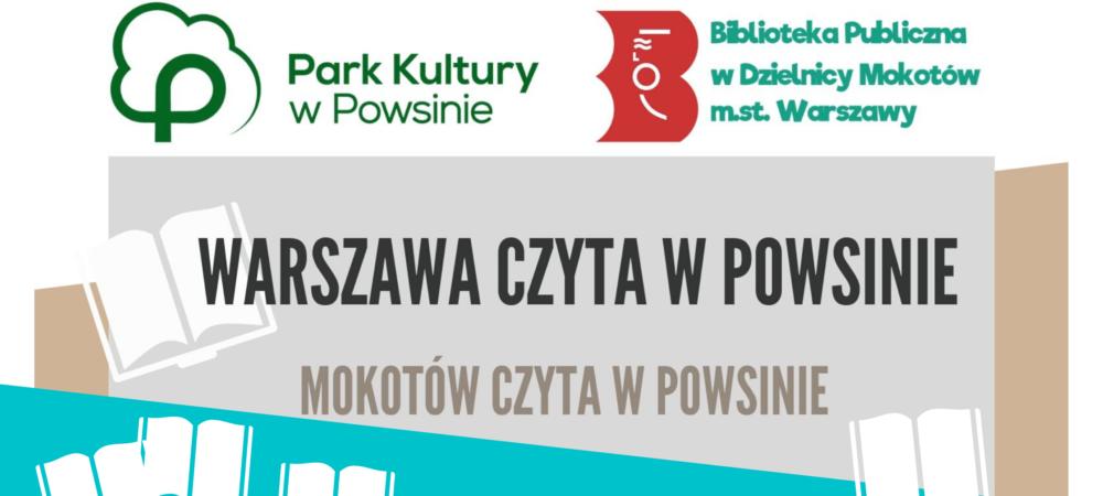 baner Warszawa czyta w Powsinie